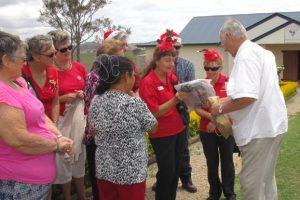 Nanango Volunteers Celebrate 2014