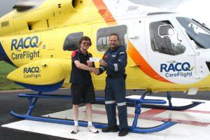 Auxiliary Helps RACQ CareFlight
