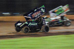 Motorsport Dreams Hit Hitch