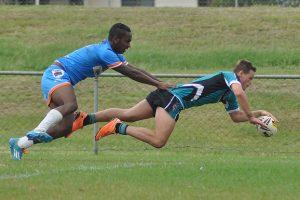 Junior Trial Games At Kingaroy