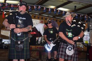 Record Roll-Up For Celtic Festival