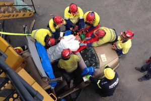'Rescuers' Scramble At Mine