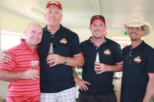 Charity Golf Day<br> A Winner For Kindy