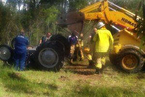 Alert After Tractor Accidents