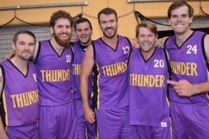 Thunder Roars In Grand Final