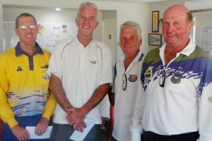 Bowls Club Issues Corporate Challenge