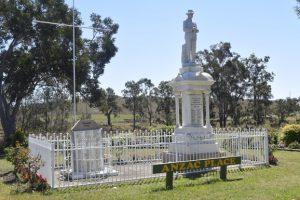 Facelift For Cooyar Memorial
