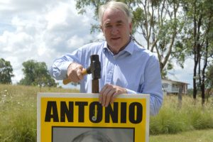 Antonio Thanks Voters For Support