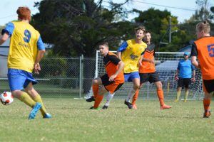 Soccer Sevens Roar Back To Life