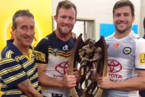 Cooper To Lead Cowboys In GF