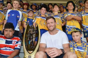 Cooper To Play Last NRL Game