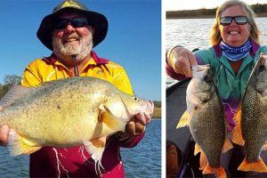 Warm Weather Fires Up The Fishing