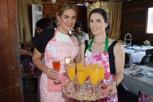 Hampers And High Tea<BR> Return For Picnic Races