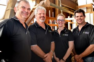 Joinery Hosts Business Evening