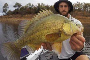 Fishing On The Edge In the South Burnett