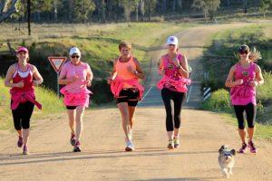 Women's Running Course Starts Soon