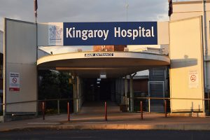 Hospital, Aged Care Restrictions