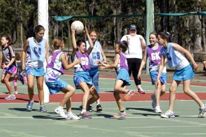 Early Rep Trials For Nanango Netball
