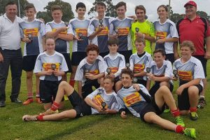 Second Grand Final Win For Cadets