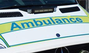 Man Hurt In Motorbike Crash