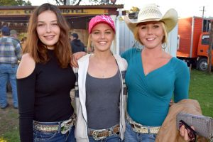 Rodeo Action Draws A Crowd