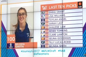 Shaleise Drafted For Lions