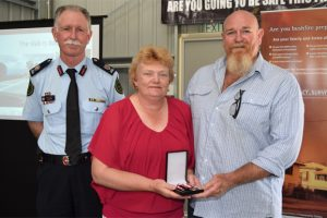 Rural Firies Unveil New Shed