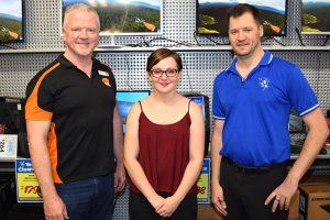 Bursary Helps Hannah Aim High