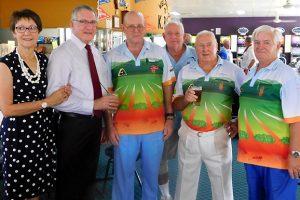 Club Celebrates 80th Birthday