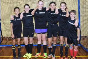 Futsal's Back For Winter
