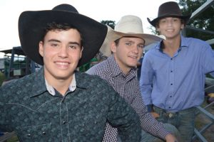 Rodeo Action Tops Off Weekend