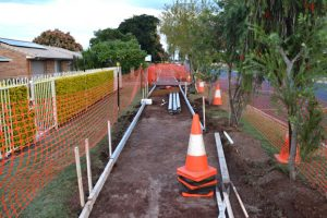 Work To Start On Footpath