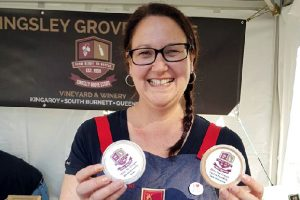 New Flavours For Wine Ice Creams