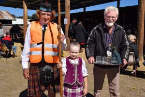 Scots Gather For A Highland Fling