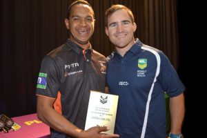 Rugby League's Best On Show