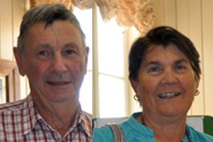 Couples Do Well In Garden Competition