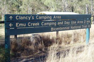 National Park Camps To Close
