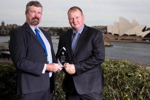 Mustangs Win NRL's Grassroots Award