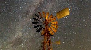 Starry Sky Captures Aussie Spirit