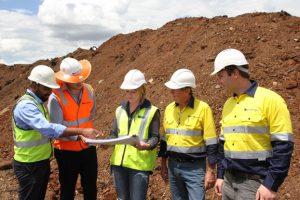 Work Starts At Cooyar Waste Facility