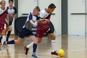 Futsal Back On Thursday
