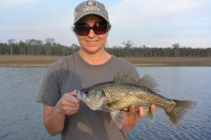 Winter Fishing Patterns Begin