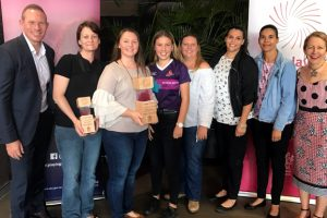 Netball Club Wins Excellence Award