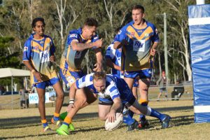 Double-Header At Murgon