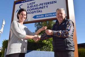 Hospital Launches Wound Care Service