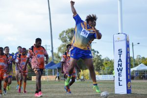 Murgon Roars Back To Life