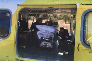 Man Hurt In Bike Crash