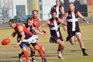 Warwick Bites Back Against Saints