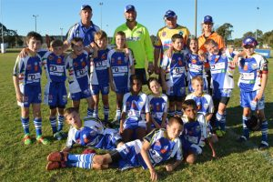 League Kicks A Goal For Kingaroy