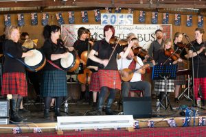 Scottish Festival Keeps On Growing
